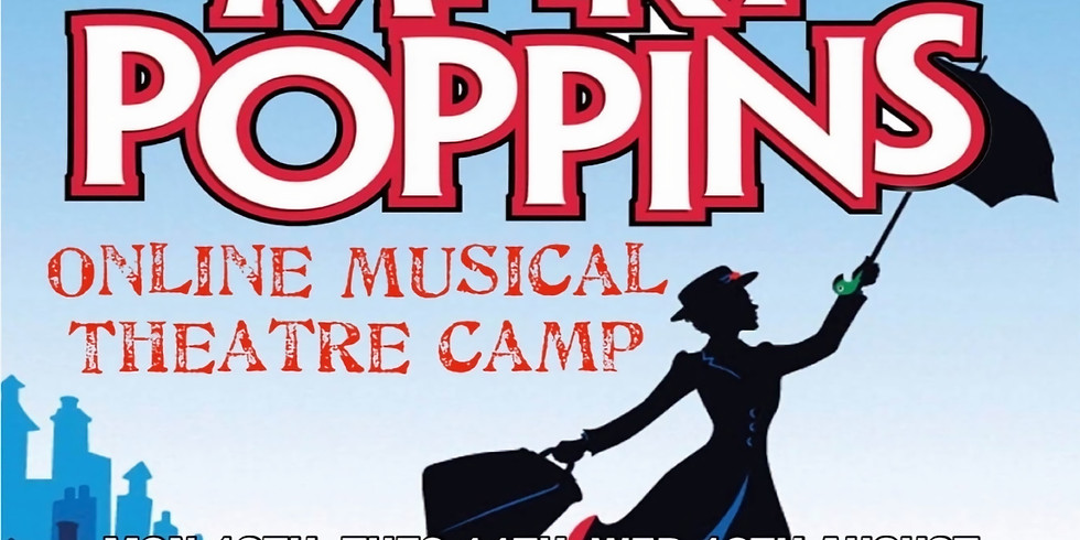 Mary Poppins Online Camp