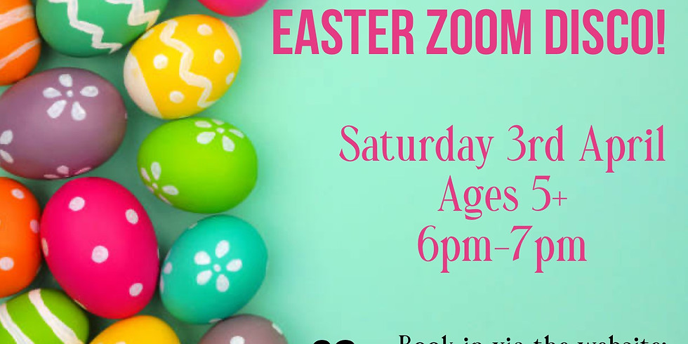 Zoom Easter Disco!