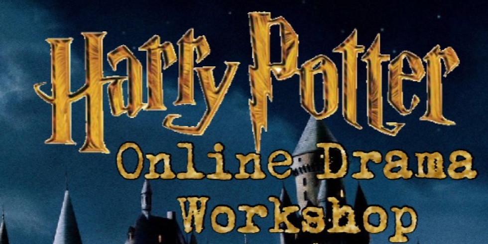 Ages 8+ Harry Potter Online Workshop