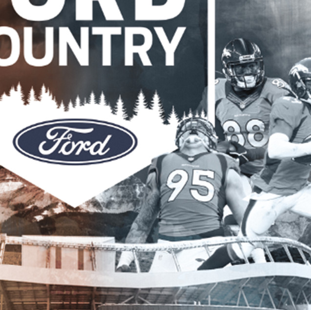 FORD & DENVER BRONCOS PARTNERSHIP