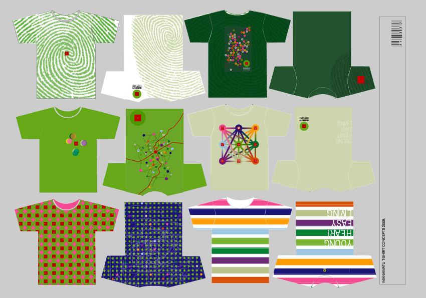 manawatu tshirts
