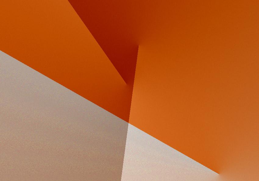 oranje hues