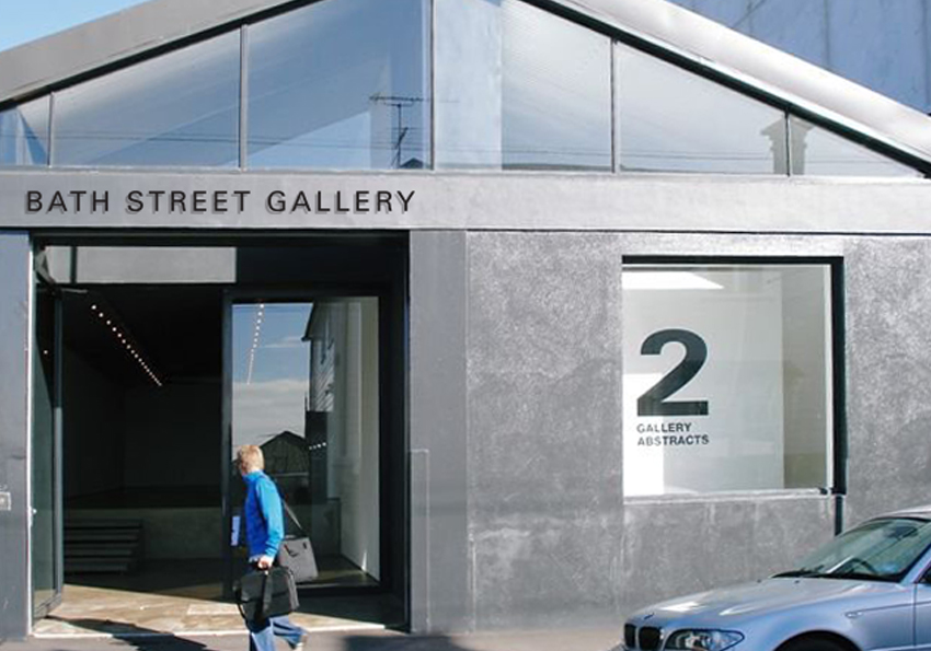 bath street gallery