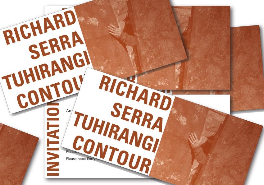Richard Serra - Gibbs Farm