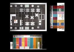 richmond layout & elavations