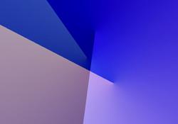 hues blauwlila