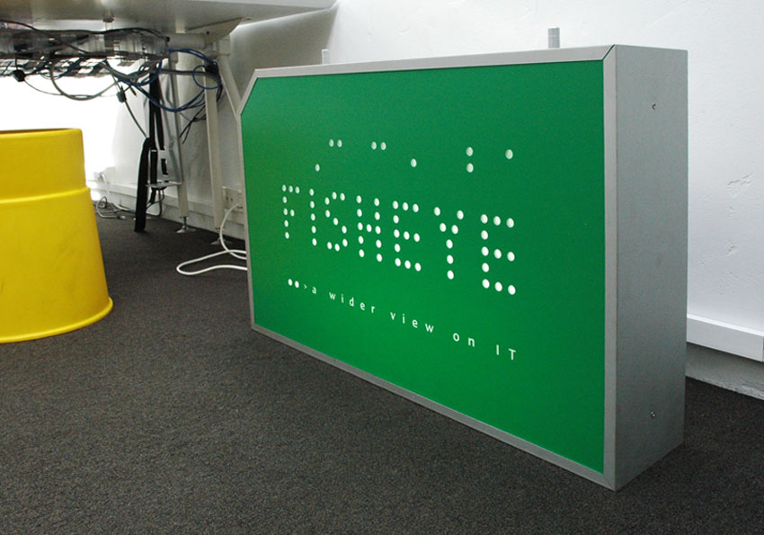 Signage Lightbox