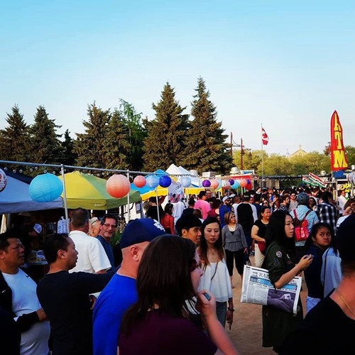 Please note that Winnipeg Night Market i