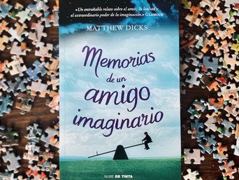 Carta: Memorias de un amigo imaginario de Matthew Dicks
