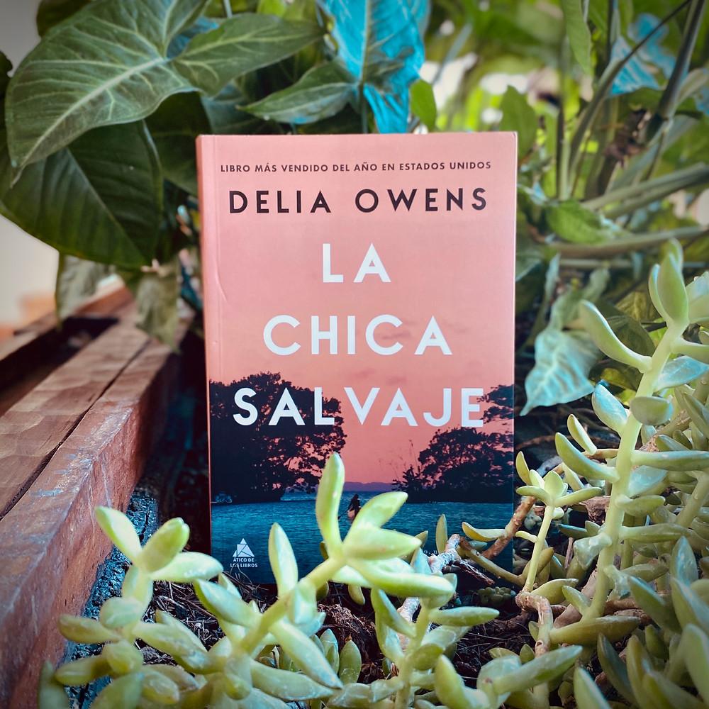 La chica salvaje Delia Owens