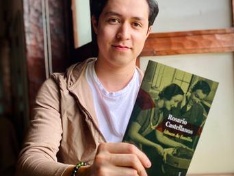 Carta: Álbum de familia de Rosario Castellanos