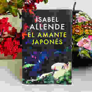 El Amante Japonés Isabel Allende Portada