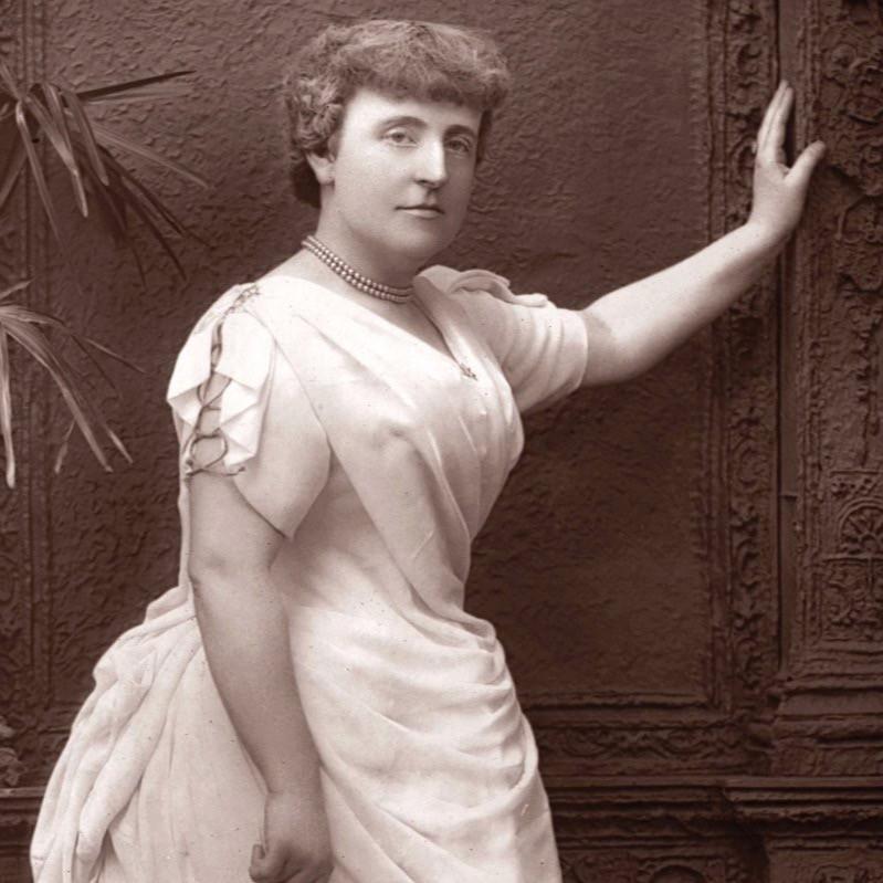 Frances Hodgson Burnett foto