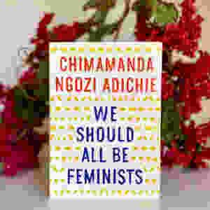 We should all be feminists Portada