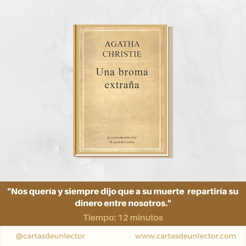Una broma extraña - Agatha Christie
