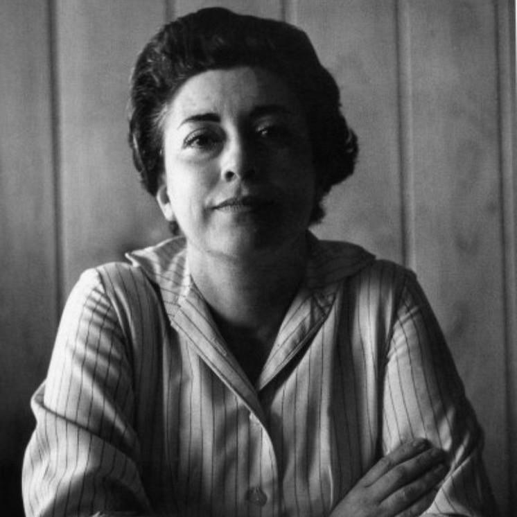Rosario Castellanos foto