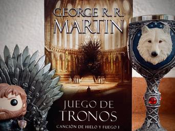 Carta: Juego de Tronos de George R. R. Martin