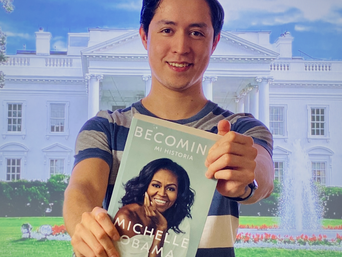 Carta: Becoming Mi historia de Michelle Obama