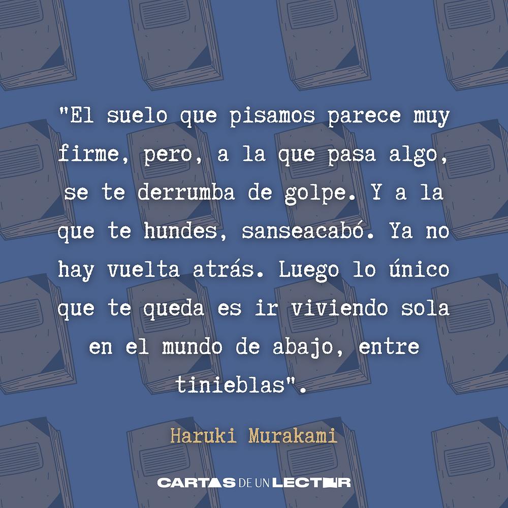 Frase/quote Temporada de Huracanes Fernanda Melchor