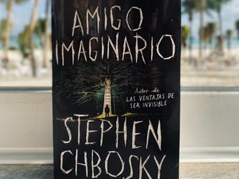 Reseña: Amigo Imaginario de Stephen Chbosky