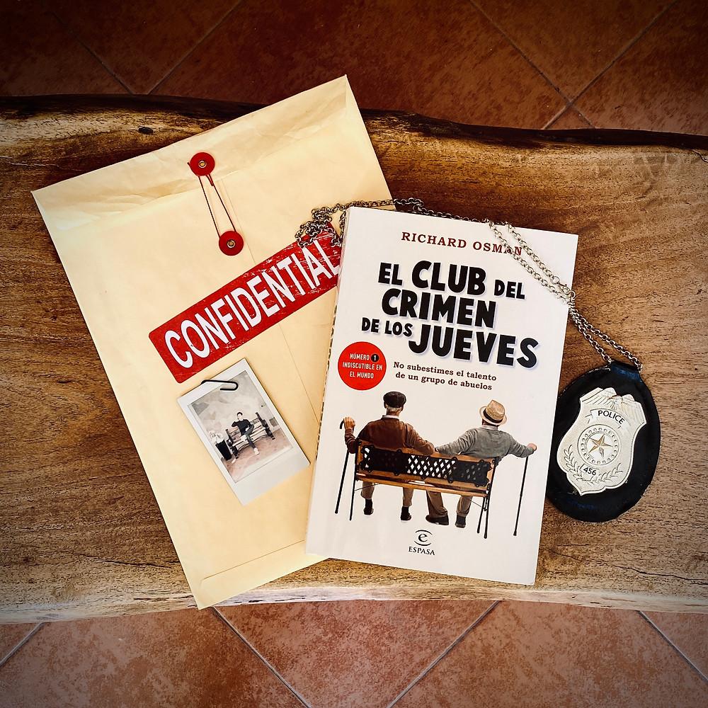 El club del crimen de los jueves Richard Osman