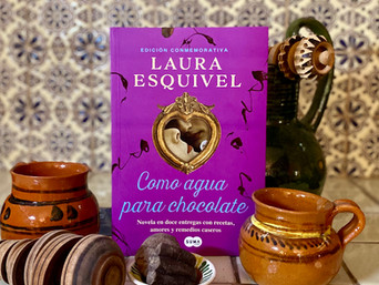 Carta: Como agua para chocolate de Laura Esquivel