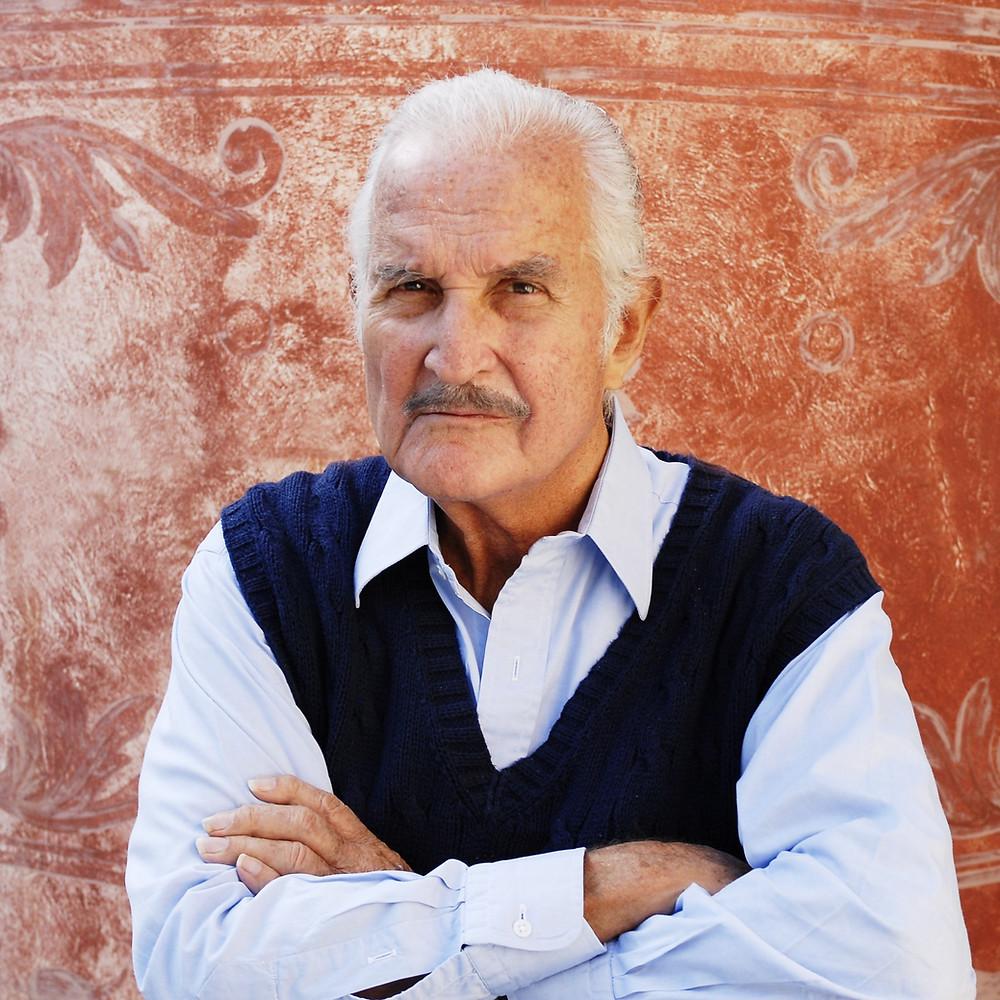 Carlos Fuentes foto