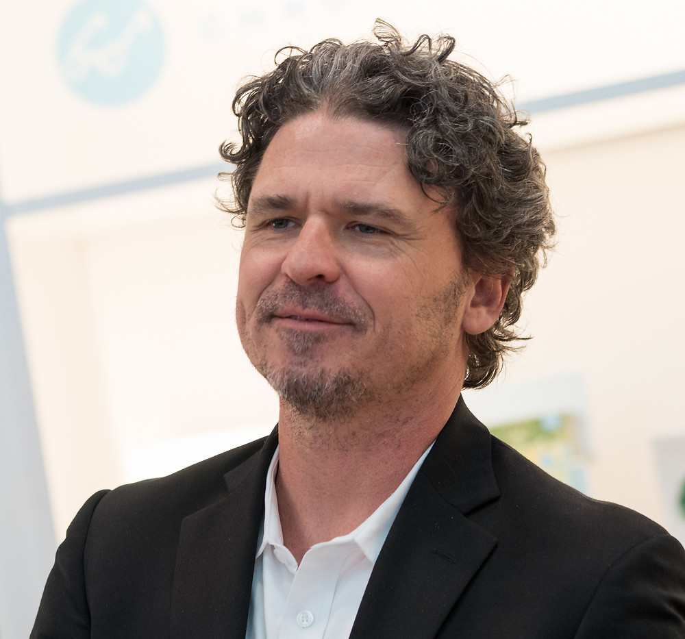 Dave Eggers foto