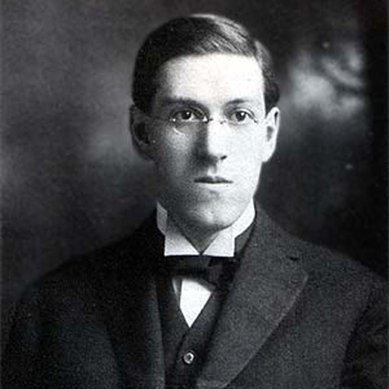 H.P. Lovecraft foto