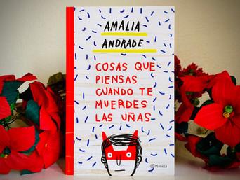 Carta: Cosas que piensas cuando te muerdes las uñas de Amalia Andrade