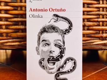 Carta: Olinka de Antonio Ortuño