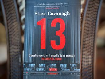 Reseña: 13 de Steve Cavanagh