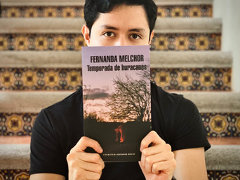 Carta: Temporada de Huracanes de Fernanda Melchor