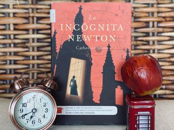 Carta: La incógnita Newton de Catherine Shaw