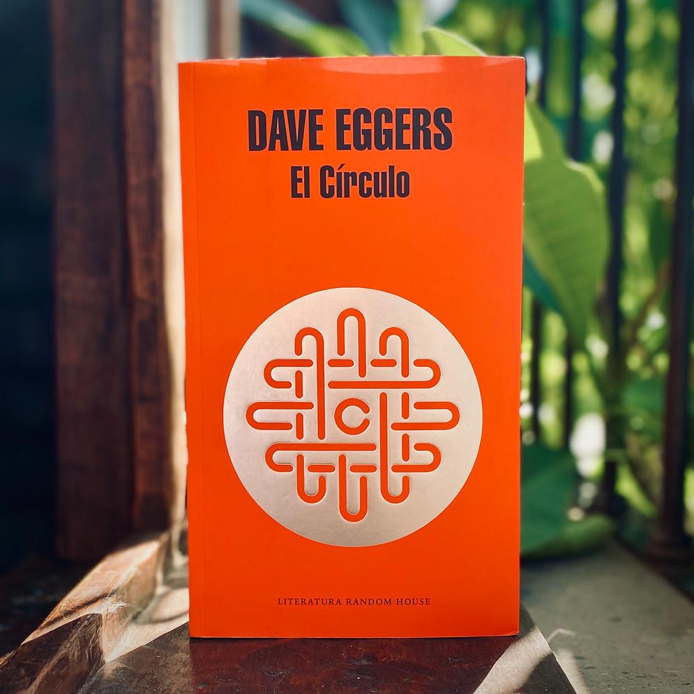 El Círculo Dave Eggers Portada