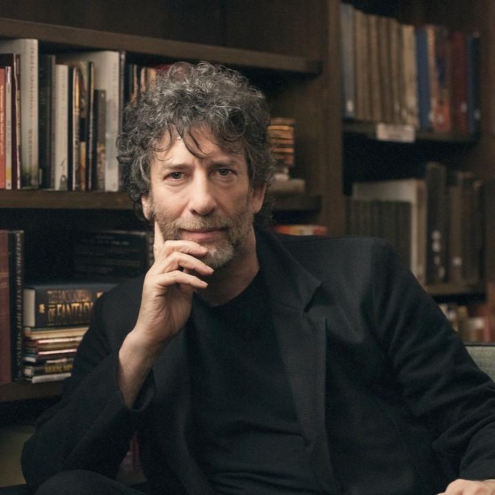 Neil Gaiman foto