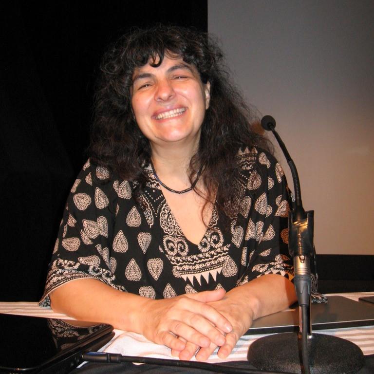 Leila Schneps (Catherine Shaw) foto