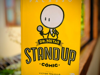 Reseña: Stand Up Cómic de Pacasso