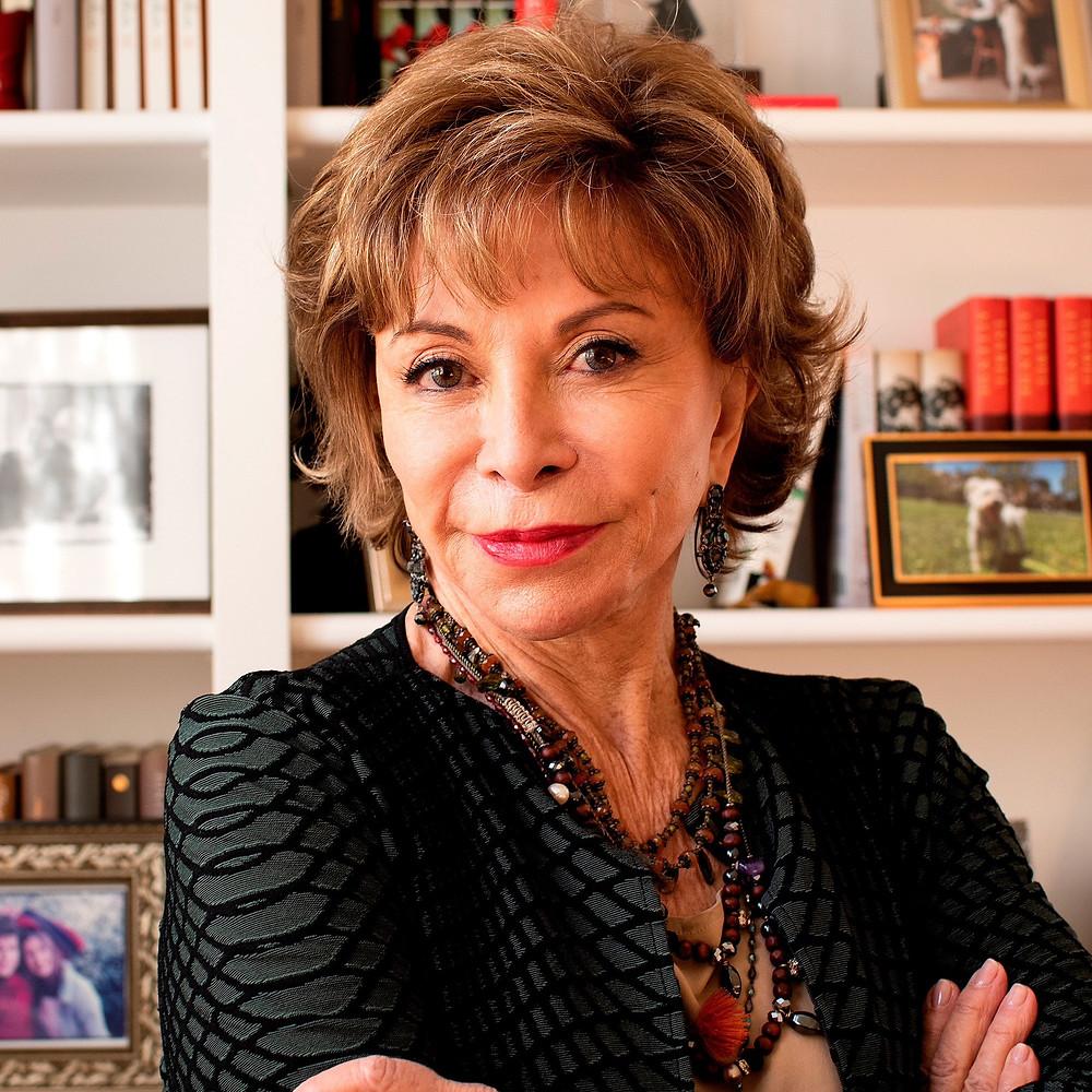 Isabel Allende foto