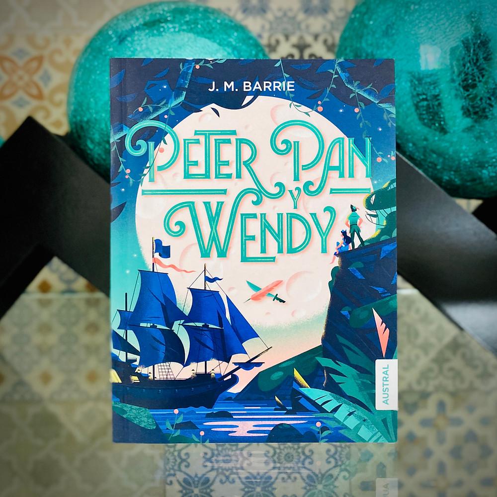 Peter Pan y Wendy Portada