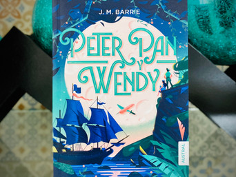 Carta: Peter Pan y Wendy de J.M. Barrie
