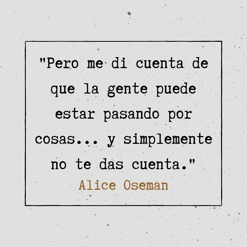 Frase/quote Heartstopper Alice Oseman