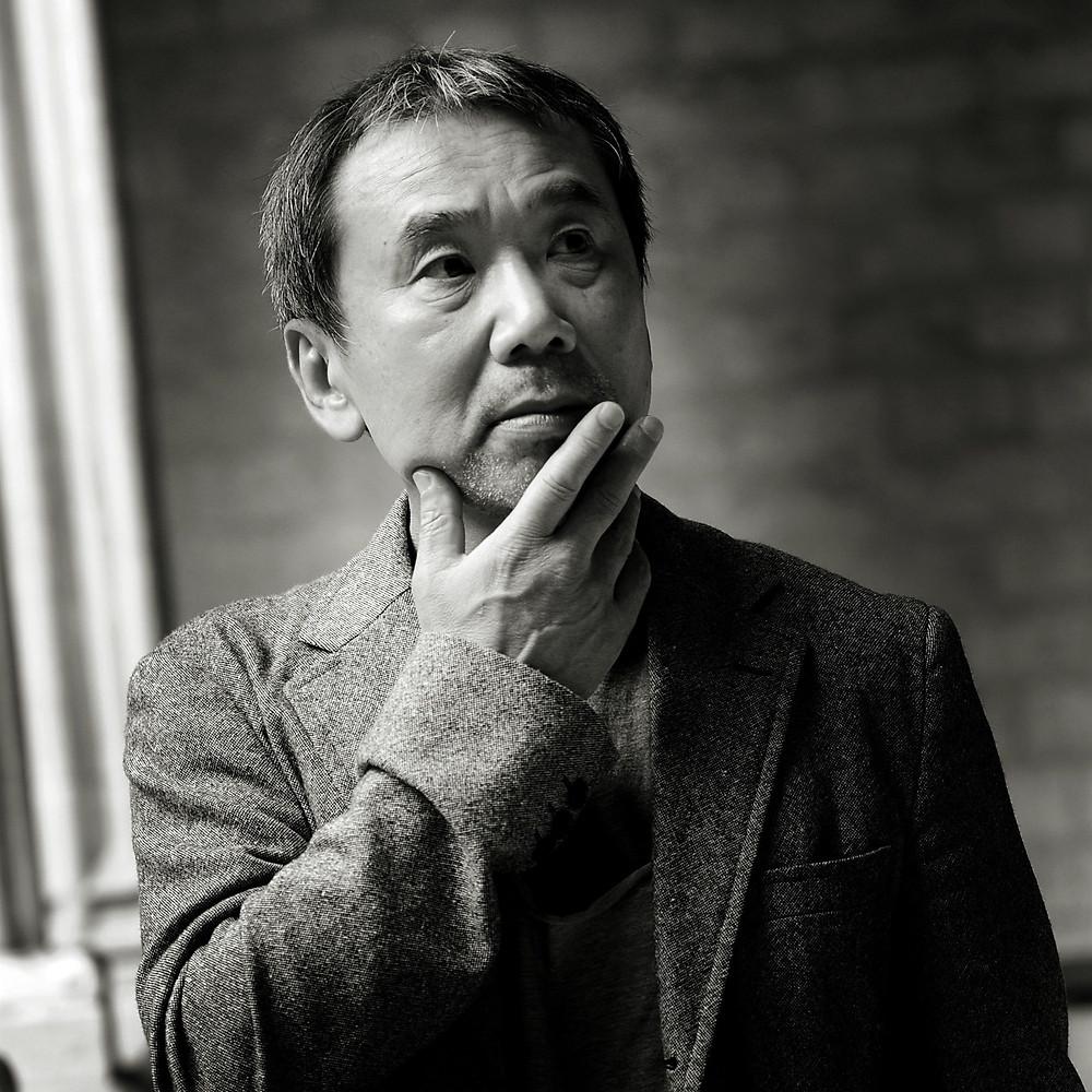 Haruki Murakami foto