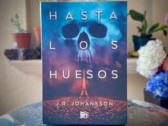 Carta: Hasta los huesos de J. R. Johansson
