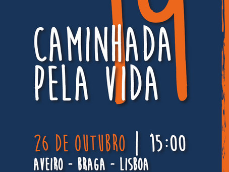 #caminhadapelavida2019