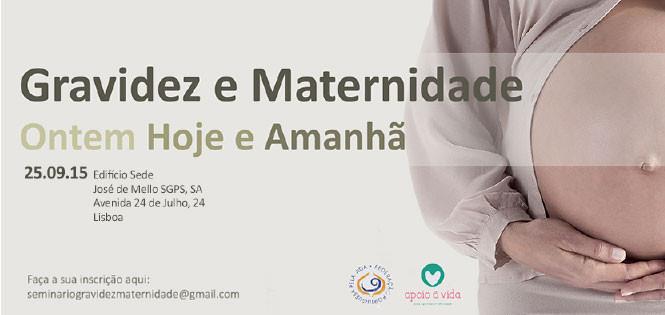 gravides e maternidade