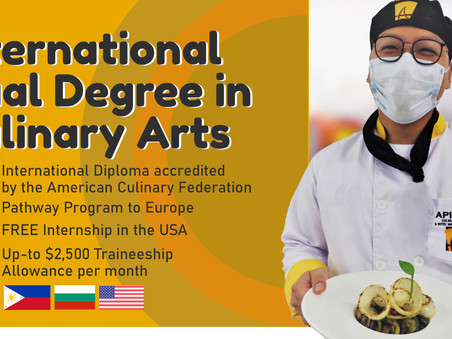 Pathway Education to Europe + Free Internship in the USA