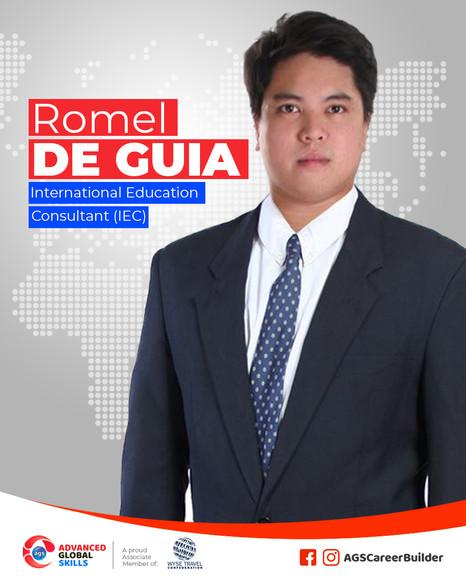 Romel De Guia