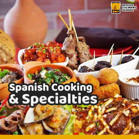Spanish Cooking and Spanish Specialties.