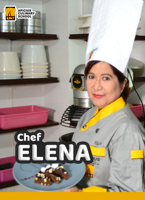 Chef Elena Veluz